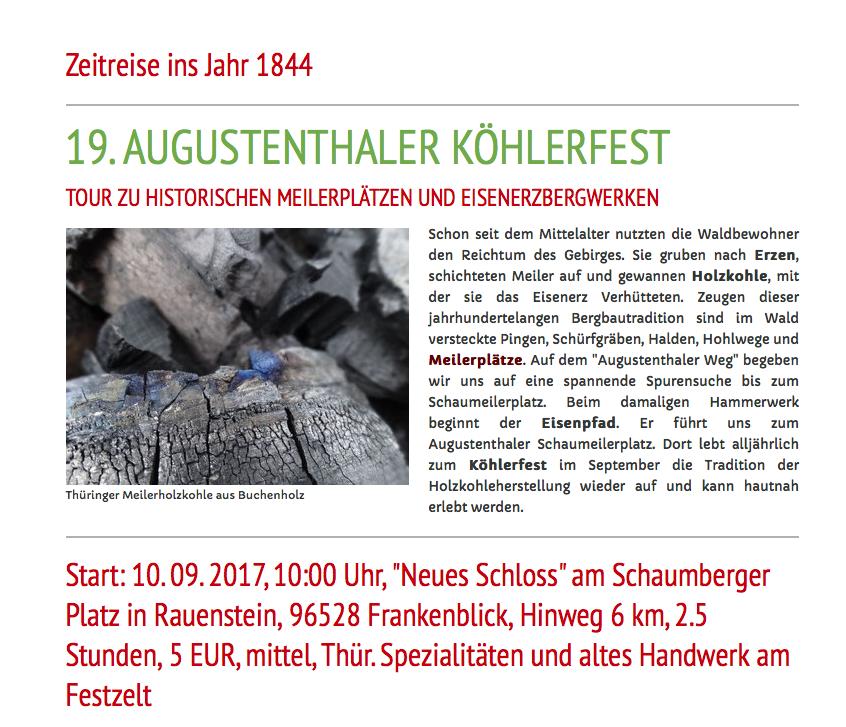 17 Koehlerfest